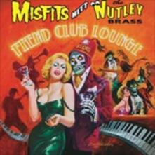Fiend Club Lounge - CD Audio di Misfits,Nutley Brass