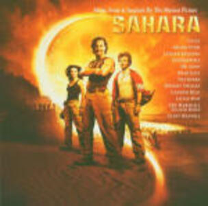 Sahara (Colonna Sonora) - CD Audio