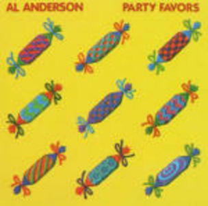 CD Party Favors di Al Anderson