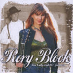 Foto Cover di The Lady and Mr. Johnson, CD di Rory Block, prodotto da Ryko