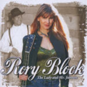CD The Lady and Mr. Johnson di Rory Block