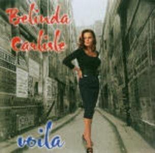 Foto Cover di Voila, CD di Belinda Carlisle, prodotto da Ryko