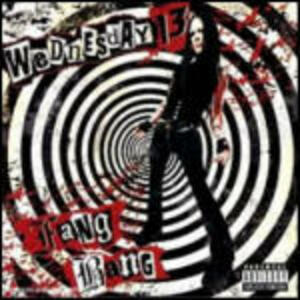 Fang Band - CD Audio di Wednesday 13