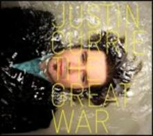 The Great War - CD Audio di Justin Currie