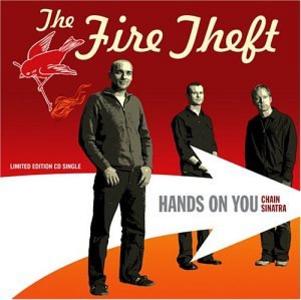 CD Chain di Fire Theft