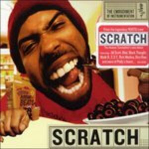CD Embodiment of Instrumenta di Scratch