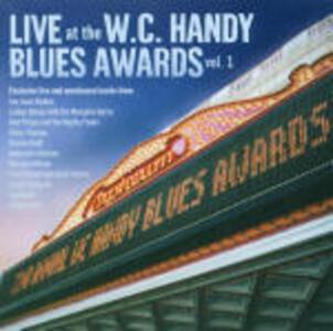 Live at WC Handy Blues Awards vol.1 - CD Audio