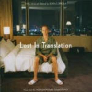 L'amore Tradotto (Lost in Translation) (Colonna Sonora) - CD Audio