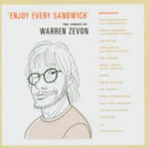 CD Enjoy Every Sandwich. The Songs of Warren Zevon