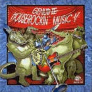 Genuine Houserockin' Music vol.5 - CD Audio