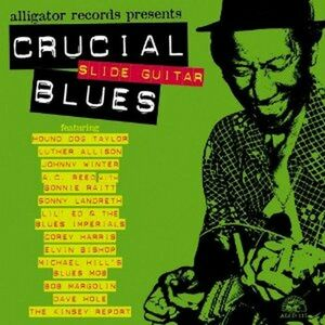 CD Crucial Slide Guitar Blues