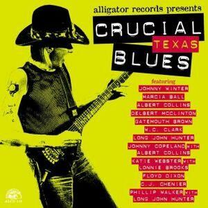 CD Crucial Texas Blues