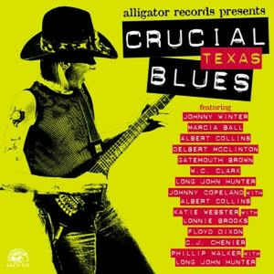 CD Crucial Texas Blues