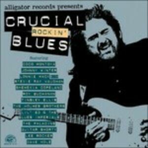 CD Crucial Rockin' Blues