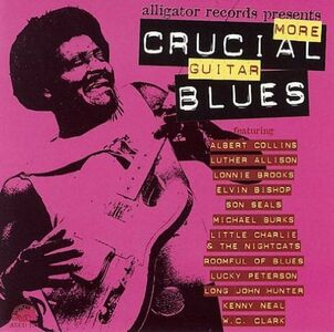 CD Alligator Blues Collection