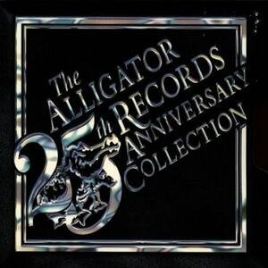 Alligator 25th Anniversary Collection - CD Audio