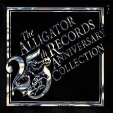 Alligator 25th Anniversary Collection - CD Audio