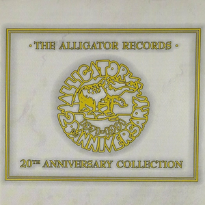 CD 20th Alligator Collection