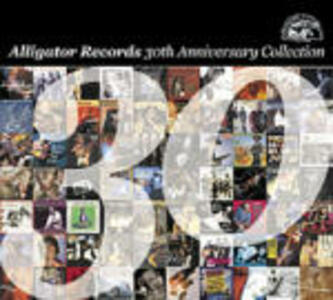 Live & Studio Alligator 30th Anniversary Collection - CD Audio