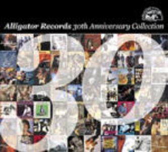 CD Live & Studio Alligator 30th Anniversary Collection