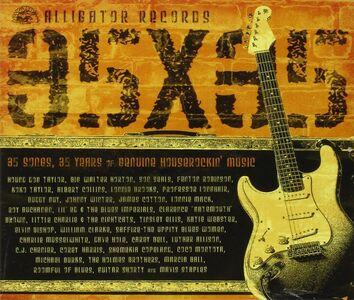Foto Cover di 35 x 35, CD di  prodotto da Alligator