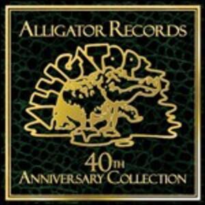 Alligator Records. 40th Anniversary Collection - CD Audio