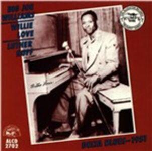 CD Delta Blues 1951 di Big Joe Williams