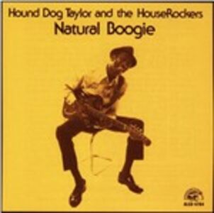 CD Natural Boogie di Hound Dog Taylor
