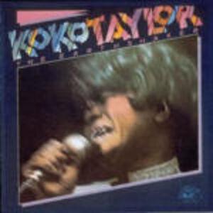 Foto Cover di The Earthshaker, CD di Koko Taylor, prodotto da Alligator