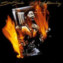 Live and Burning - CD Audio di Son Seals