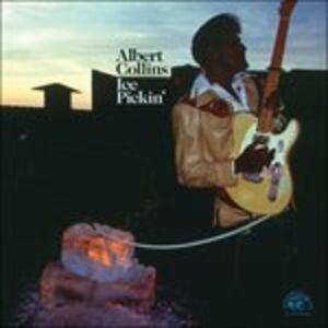 Vinile Ice Pickin' Albert Collins