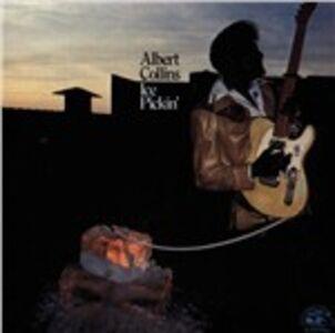 Foto Cover di Ice Pickin', CD di Albert Collins, prodotto da Alligator