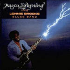 CD Bayou Lightning di Lonnie Brooks