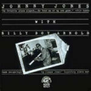 Johnny Jones with Billy Boy Arnold - CD Audio di Billy Boy Arnold,Johnny Jones