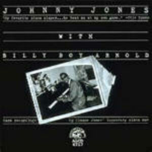 Foto Cover di Johnny Jones with Billy Boy Arnold, CD di Billy Boy Arnold,Johnny Jones, prodotto da Alligator