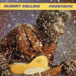 CD Frostbite di Albert Collins