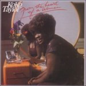CD From the Heart of a Woman di Koko Taylor