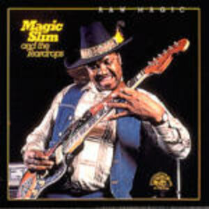 CD Raw Magic Magic Slim , Teardrops