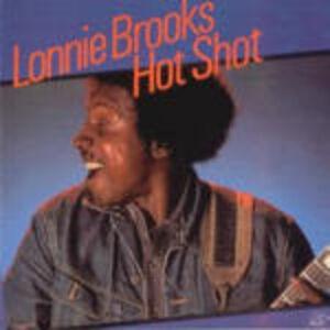 CD Hot Shot di Lonnie Brooks