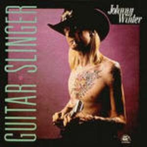 CD Guitar Slinger di Johnny Winter