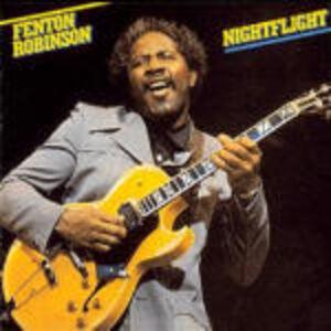 CD Nightflight di Fenton Robinson