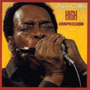 High Compression - CD Audio di James Cotton