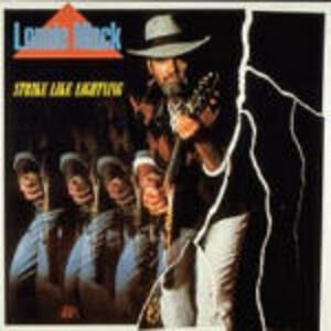 CD Strike Like Lightning di Lonnie Mack