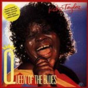 CD Queen of the Blues di Koko Taylor
