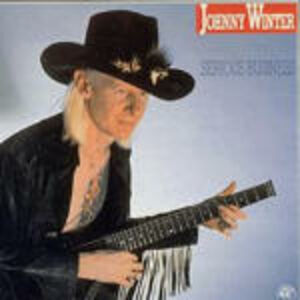 CD Serious Business di Johnny Winter