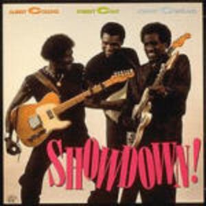 Showdown - CD Audio di Robert Cray,Albert Collins,Johnny Copeland