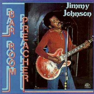 CD Bar Room Preacher di Jimmy Johnson