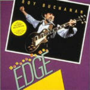 CD Dancing on the Edge di Roy Buchanan