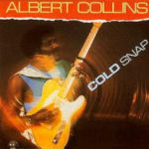 Cold Snap - CD Audio di Albert Collins