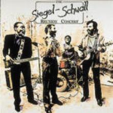 The Reunion Concert - CD Audio di Siegel-Schwall Band